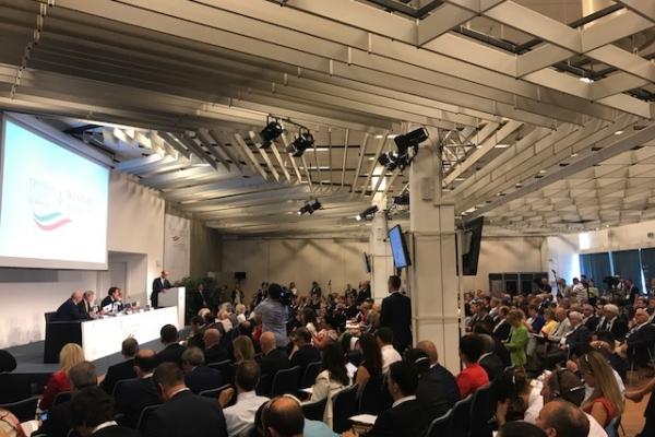 Business Forum, intervento del Ministro degli Esteri, Alfano