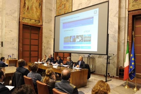 L'intervento di Stefano Firpo (direttore generale per le Politiche industriali del Mise)