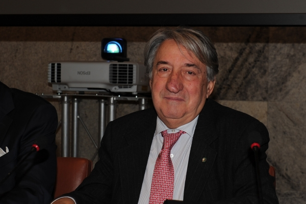 Innocenzo Cipolletta, presidente Assonime