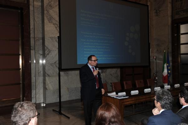L'intervento di Stefano Firpo, Direttore Generale per la politica industriale, la competitività e le piccole e medie imprese (MISE)
