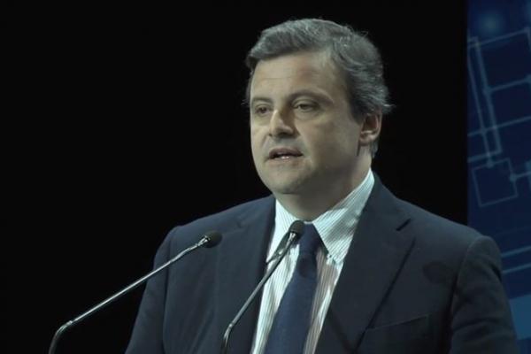 L'intervento del Ministro Calenda