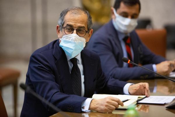 Giovanni Tria, consulente economico per il dossier vaccini