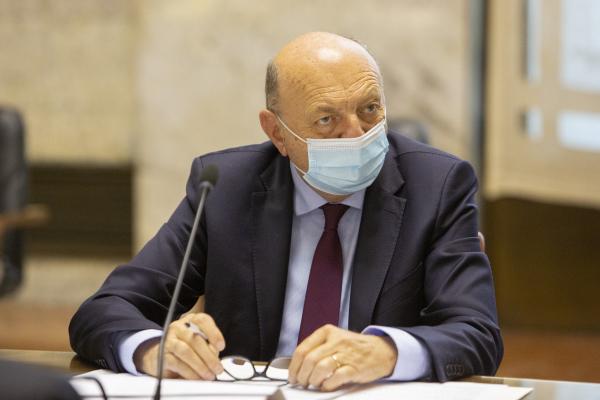 il viceministro Pichetto Fratin