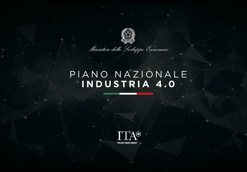 National Industry 4.0 Plan (Impresa 4.0)
